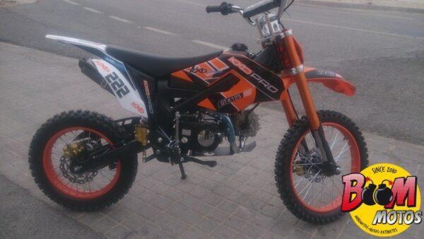 KXD Pro 125cc