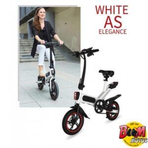 Daibot bicicleta eléctrica plegable