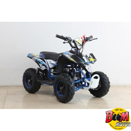 QUAD INFANTIL ROCK-STAR 50CC