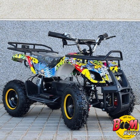 Quad PANDA 800W 36V